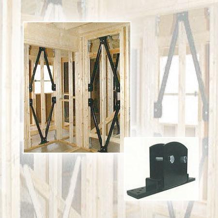 木造制震工法